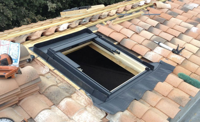 ISOL'INSIDE, installation Velux, pose fenêtre de toit